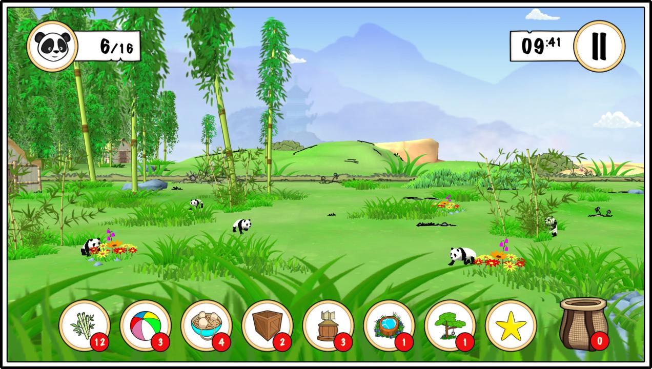 Panda Game Screenshot 3