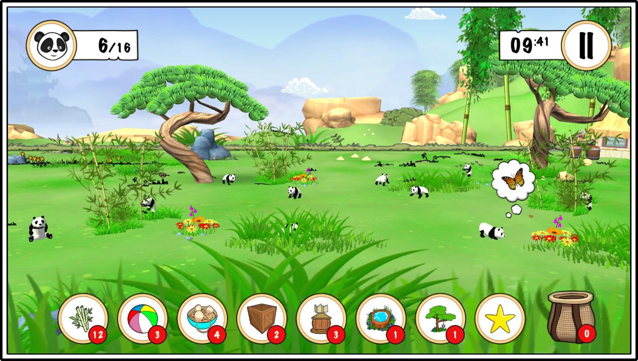 Panda Game Screenshot 4