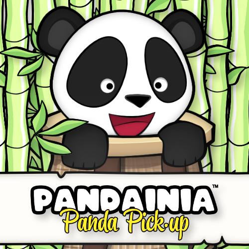 PANDAINIA Panda Pick-Up App