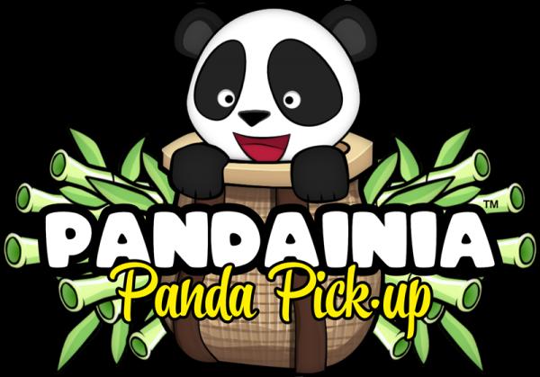 PANDAINIA Panda Pick-Up Character Title